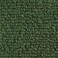 1971-73 Mustang Coupe Nylon Complete Trunk Carpet Kit (Dark Green)