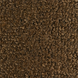 1965-68 Mustang Convertible 80/20 Kick Panel Carpet, (Dark Saddle))