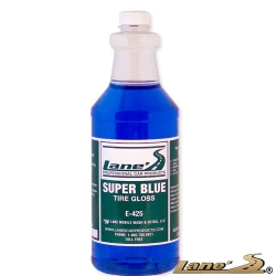 Super Blue Tire Shine Dressing Gallon