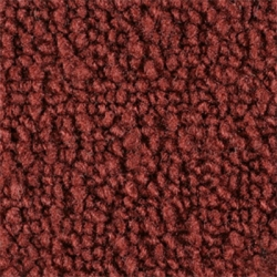 1965-70 Mustang Fastback Nylon Fold Down Carpet (Emberglow)