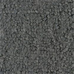 1965-68 Mustang Convertible 80/20 Kick Panel Carpet, (Gunmetal Gray)