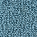 1971-73 Mustang Fastback Nylon Fold Down Carpet (Light Blue)