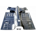 1969-70 1 PIECE FLOOR PAN COUPE/2+2