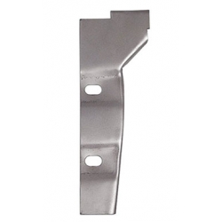 1965-66 HEADLAMP INNER PANEL BRACKET RH