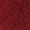 1965-66 Mustang Coupe Nylon Complete Trunk Carpet Kit (Maroon)