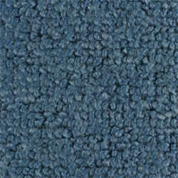 1965-68 Coupe 80/20 Carpet (Medium Blue)