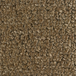1965-68 Mustang Convertible 80/20 Kick Panel Carpet, (Medium Saddle)