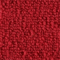 1965-68 Mustang Convertible 80/20 Kick Panel Carpet, (Red)