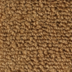 1965-68 Coupe/Fastback Nylon Kick Panel Carpet (Saddle)
