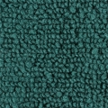 1965-68 Mustang Convertible Nylon Kick Panel Carpet (Turquoise)