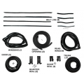 1965-66 COUPE WEATHERSTRIP KIT