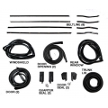 1967-68 COUPE WEATHERSTRIP KIT