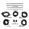 1967-68 FASTBACK WEATHERSTRIP KIT
