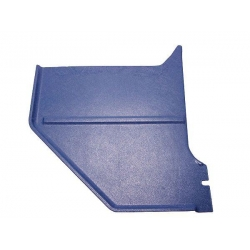 1967-68 Convertible Kick Panel Pair (Blue)