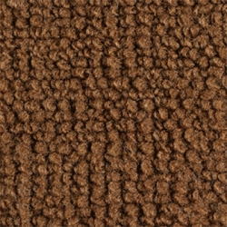 1971-73 Mustang Fastback Nylon Fold Down Carpet (Ginger)