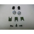 1968 Grille Mounting Hardware Kit