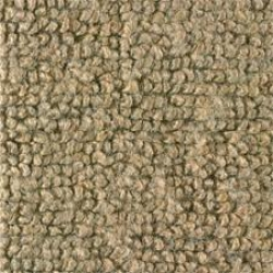 1965-68 Mustang Convertible 80/20 Kick Panel Carpet, (Parchment)
