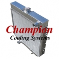 71-73 Champion All Aluminum Radiators