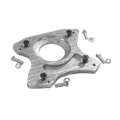 1966 T5 ADAPTER PLATE FOR 6 BOLT BELL HOUSING 6 CYL.