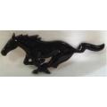 1994-2004 BLACK RUNNING GRILLE HORSE EMBLEM