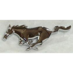 1994-2004 CHROME RUNNING GRILLE  HORSE EMBLEM