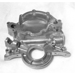 1980-1988 TIMING COVER 289/302 & 351W WITH SENSOR BRACKET