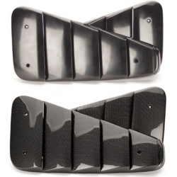 2005-09 REMOVABLE REAR WINDOW LOUVERS