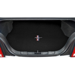 05-06 Trunk Mat Convertible - w/shaker 1000 w/Pony & Bars Emblem