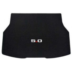 83-86 Trunk Mat for Convertible w/5.0 Emblem