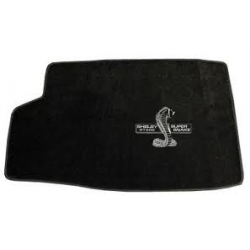 2010-present Trunk Mats for Mustang Shelby coupe - w/Shaker 1000 w/Shelby Snake GT500