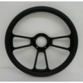 "1965-69 14 in. ""Black Muscle"" Steering Wheel"