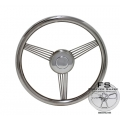 "1965-69 14"" TRUE BANJO Steering Wheel"
