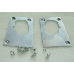 1964-66 DOOR LATCH AREA REPAIR KIT
