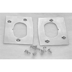 1967-70 DOOR LATCH AREA REPAIR KIT