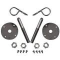 Hood Pin Kits Polished