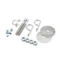 Hood Pin Kits Chrome