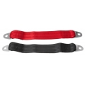"Black 12"" Belt Extender For 2 Point Lap Belts"