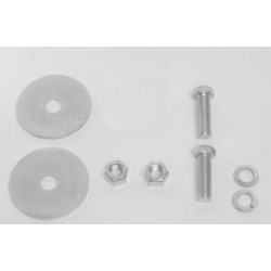 64 1/2-73 SINGLE LAP BELT HARDWARE KIT