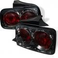 2005-09 Euro Style Tail Lights Smoke (PAIR)