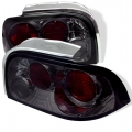 1996-98 Euro Style Tail Lights Smoke (PAIR)