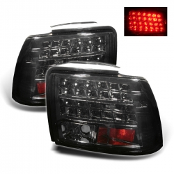 99-04 LED Tail Lights - Smoke (PAIR)