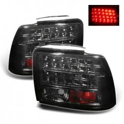 99-04 LED Tail Lights - Smoke (PAIR)