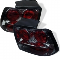 99-04 Euro Style Tail Lights - Smoke (PAIR)