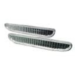 94-98 Rear Bumper Lights - Clear (PAIR)