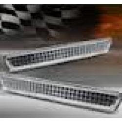 99-04 Rear Bumper Lights - Clear (PAIR)