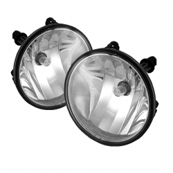 07-09 OEM Fog Lights - Clear (PAIR)