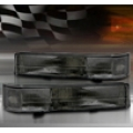 99-04 Rear Bumper Lights - Smoke (PAIR)