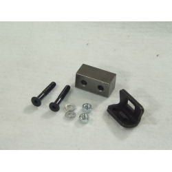 1967-70 FULCRUM & SPACER BLOCK KIT FOR LATE MODEL BELL HOUSING