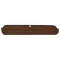 1965-66 MUSTANG WOODGRAIN GLOVE BOX TRIM, Metal Backed