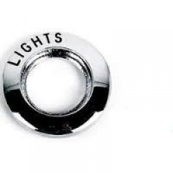 1967-68 Mustang, Headlamp Switch Bezel